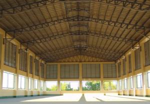 Stahlhallen Landwirtschaft